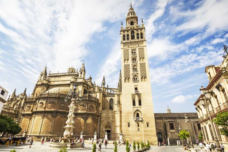 Andalucia Travel Experience Seville Cathedral and Giralda Tower Guided Tour