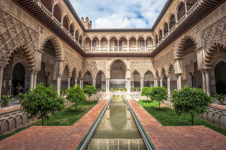 Andalucia Travel Experience Real Alcázar de Sevilla