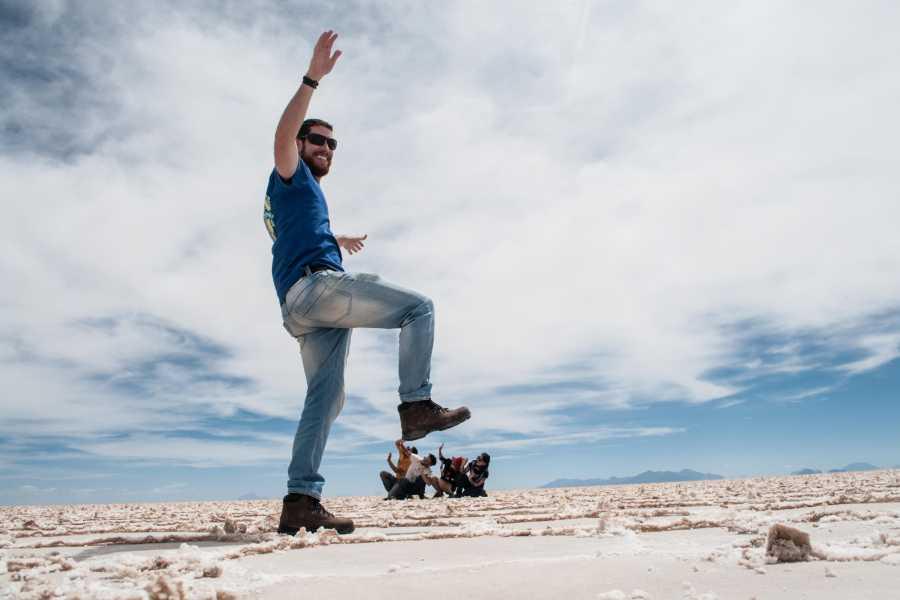 Uyuni Expeditions TAYKA ROUTE UYUNI-UYUNI 3D (DRY SEASON)