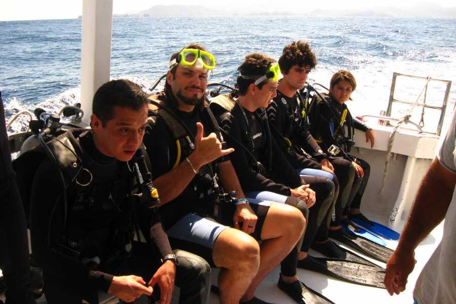 Krain Concierges Discovery SCUBA Dive Master