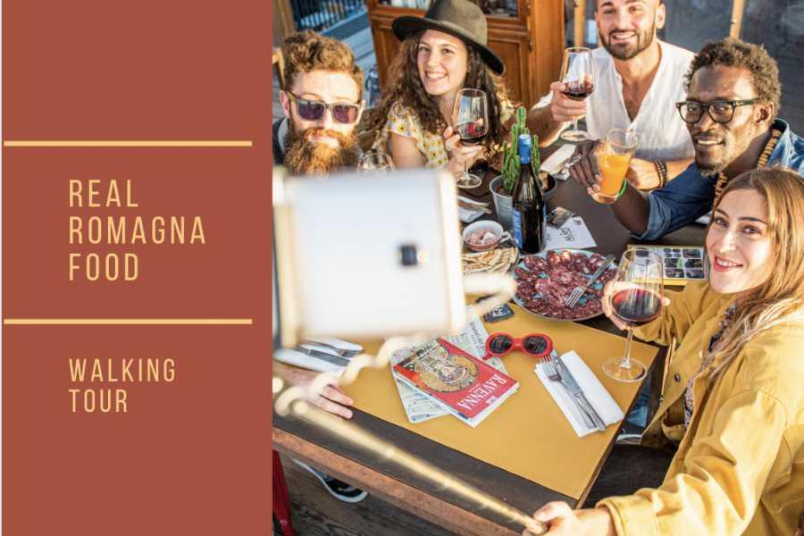Ravenna Incoming Convention & Visitors Bureau Walk & Taste the real romagna food