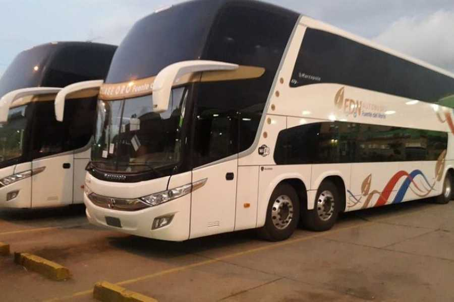 Gem Trips Bus ticket from Guatemala City to Santa Elena Flores
