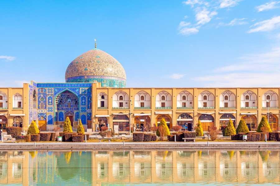 Graffiti Sotto la Lente Iran - Grande Persia