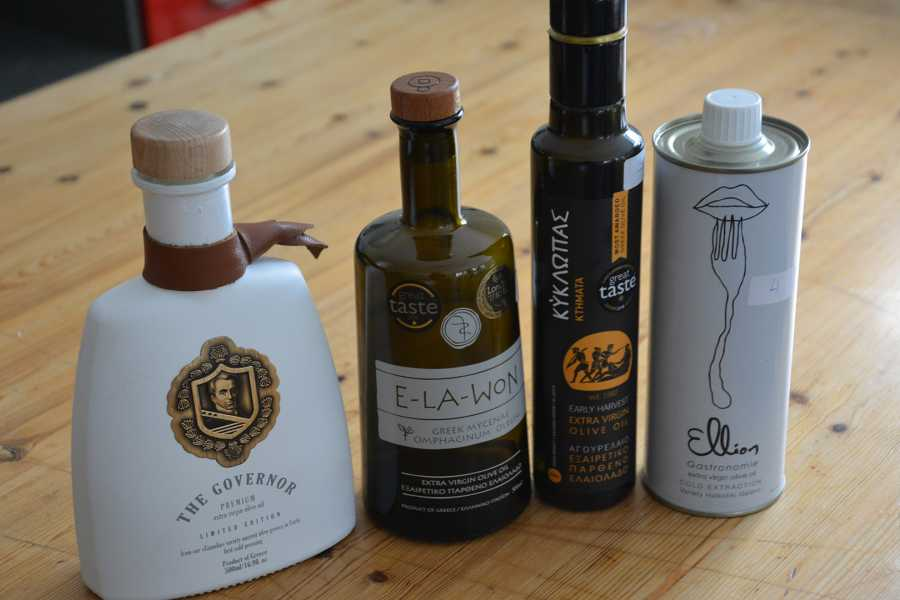 Grekaddict Olive Oil and Olive Tasting Experience in Thessaloniki