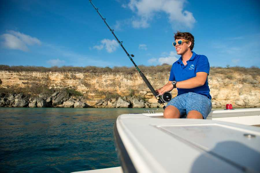 Jan Thiel Diving Private 4 hour Fishing Charter