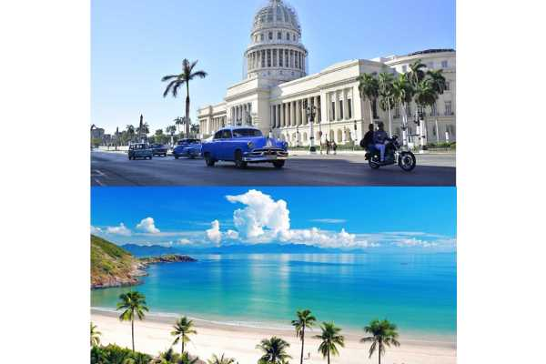 Cubyke Shuttleservice - Havana / Varadero