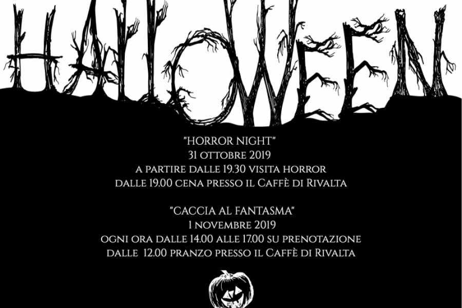 Emilia Romagna Welcome Horror Night in Rivalta's Castle's Bistrot