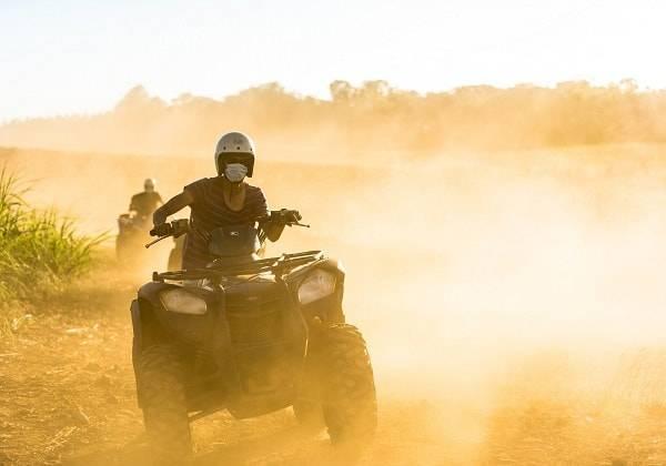 Quadbike Adventure - Wild Southern