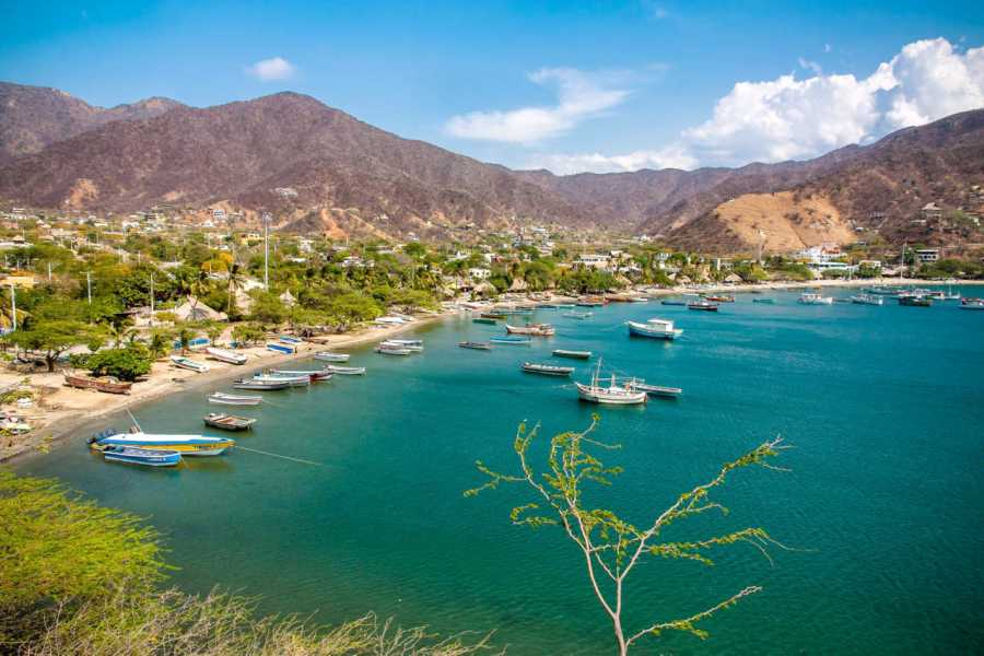 Backpackers Transfer Taganga