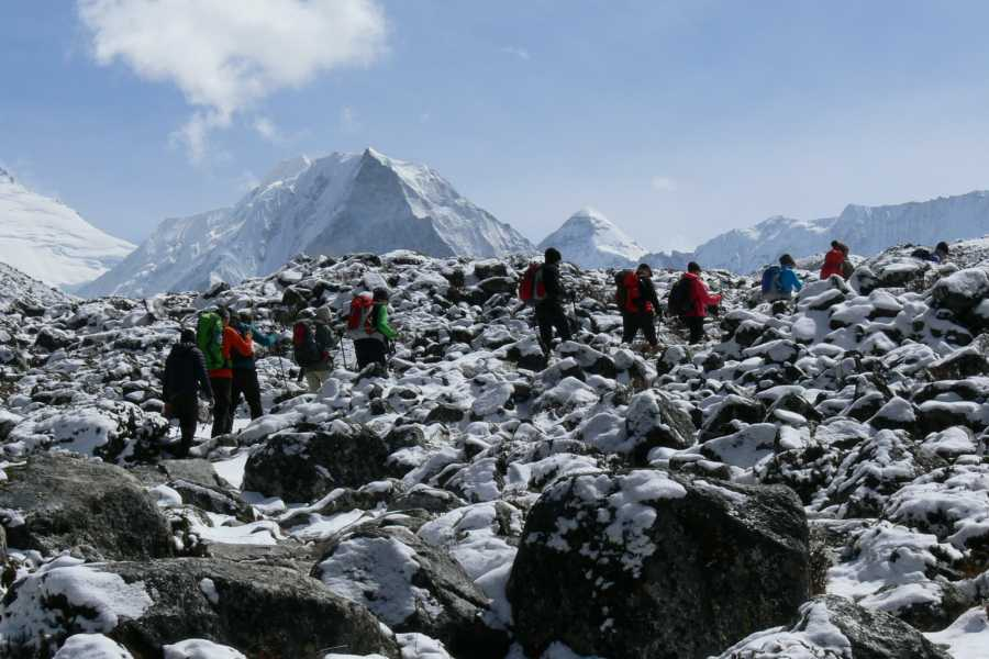 MH Travel Agency ANNAPURNA BASE CAMP TREK-14 DAYS