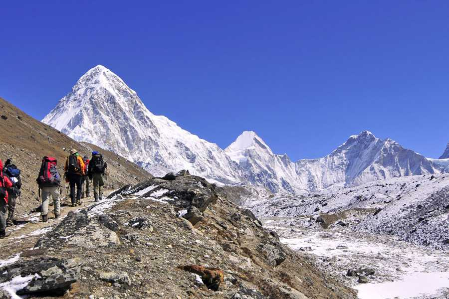 MH Travel Agency LANGTANG VALLEY TREK-10 DAYS