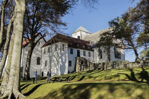 A visit to Utstein Monastery
