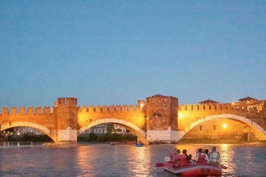 Activissimo Rafting Tour di Verona sul fiume Adige
