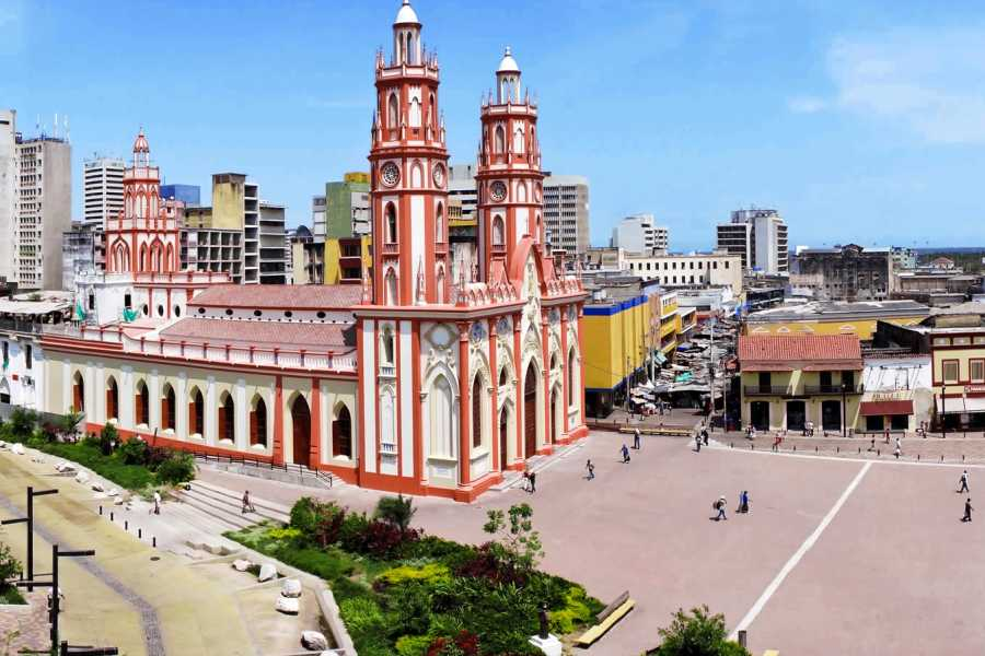 Backpackers Transfer Barranquilla