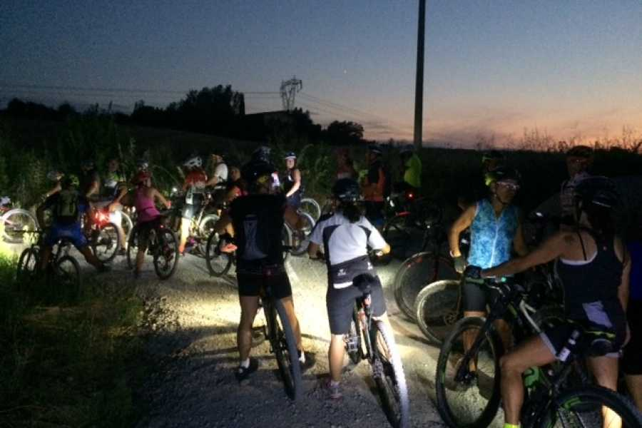 Rimini Reservation Bike Tour en Nocturne