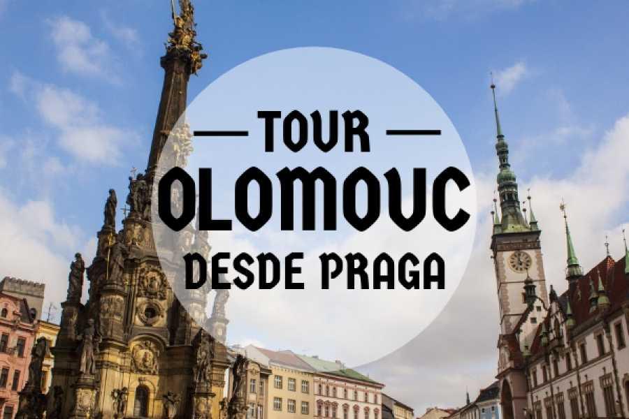 Turistico s.r.o. Excursion to Olomouc
