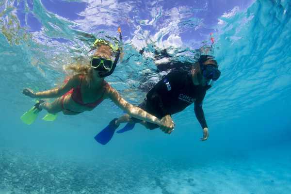 Jan Thiel Diving Snorkel lesson