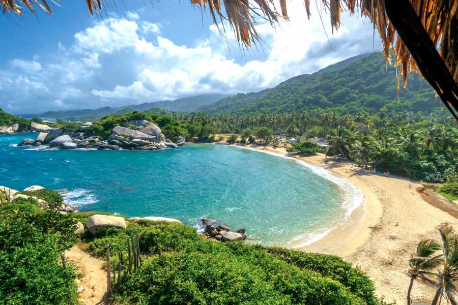 Backpackers Tayrona Tour - Parque Nacional