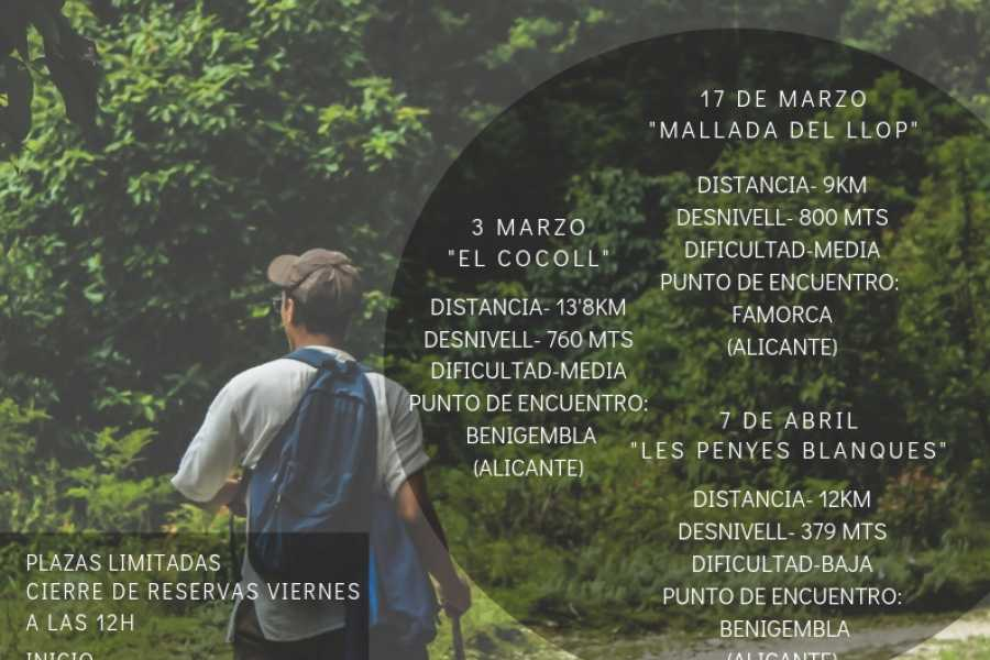 TURURAC. Turismo Activo y de Aventura Camina & Dina.. si vols!!