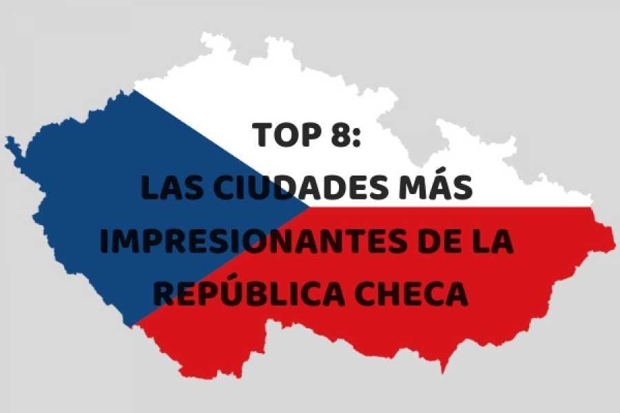 Turistico s.r.o. LAS 8 CIUDADES MÁS IMPRESIONANTES DE LA REPÚBLICA CHECA