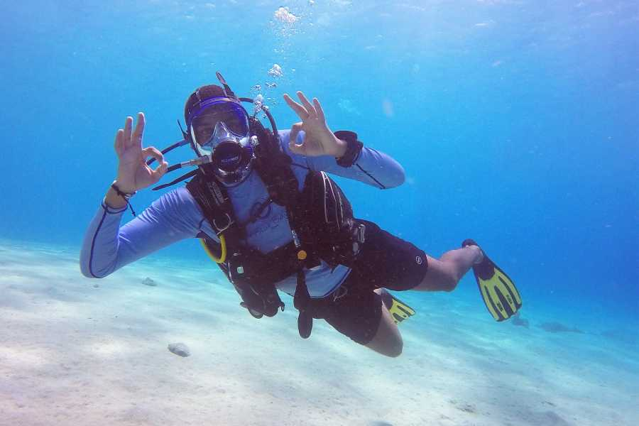 Blue Bay Dive & Watersports Full Face IDM Discover Dive