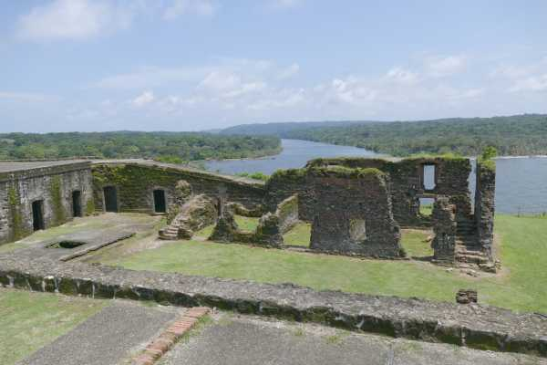 0087 San Lorenzo: Colonial World Heritage Fort, Rainforest, Caribbean and Canal