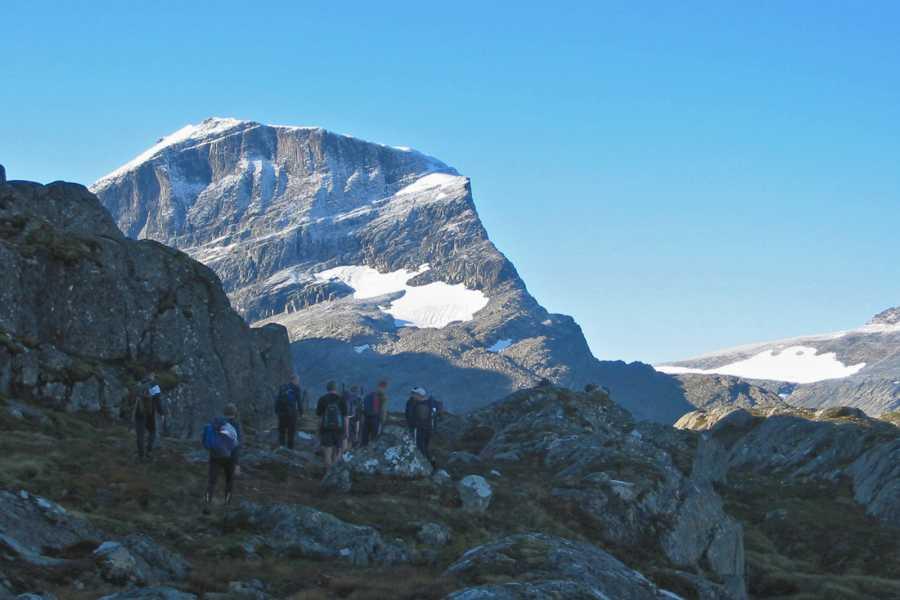Nordfjord Aktiv Gjegnen - ein enorm tur i eit vilt landskap