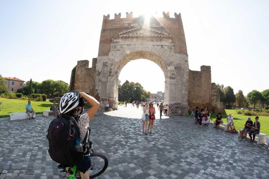 Visit Rimini THE ROMAN RIMINI BIKE TOUR