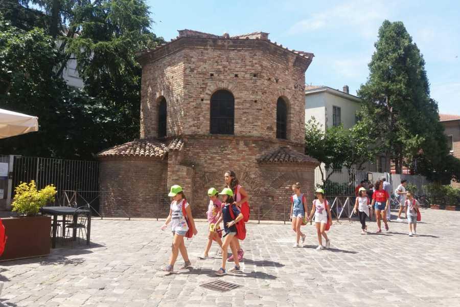 Ravenna Incoming Convention & Visitors Bureau A spasso con i bimbi