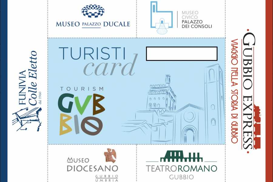 UmbriaMarche Tourist Card of Gubbio - City Pass