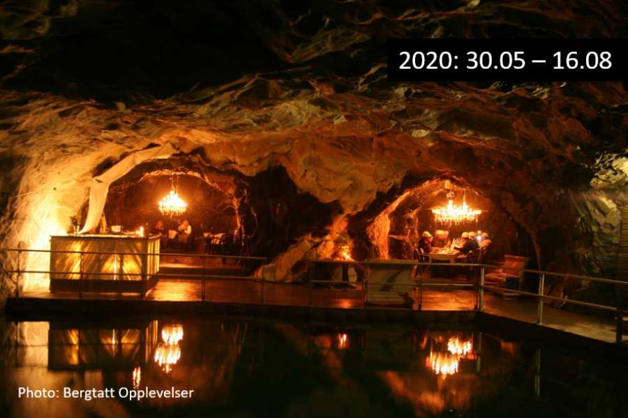 FRAM Boat tour in marble caves & the Atlantic Road