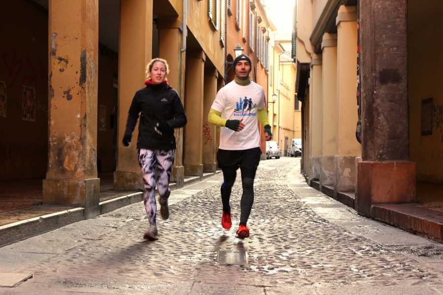 Bologna Welcome RUNNING TOUR: TORRI E PORTICI