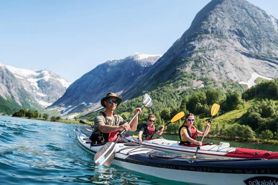 GòKajakk AS Kayak Sunnfjord - Jølster