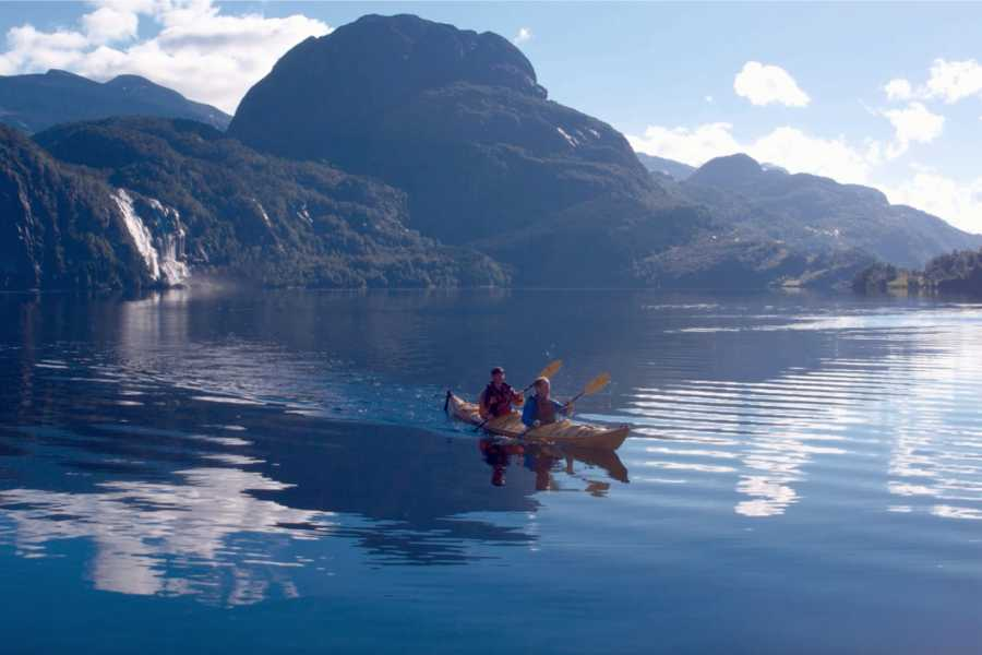 GòKajakk AS Kayak Sunnfjord- Fjord to coast, Dalsfjorden