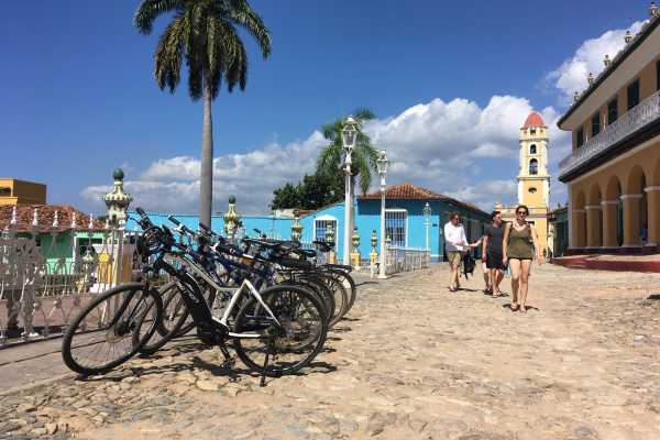 Cubyke Travel One day en Trinidad