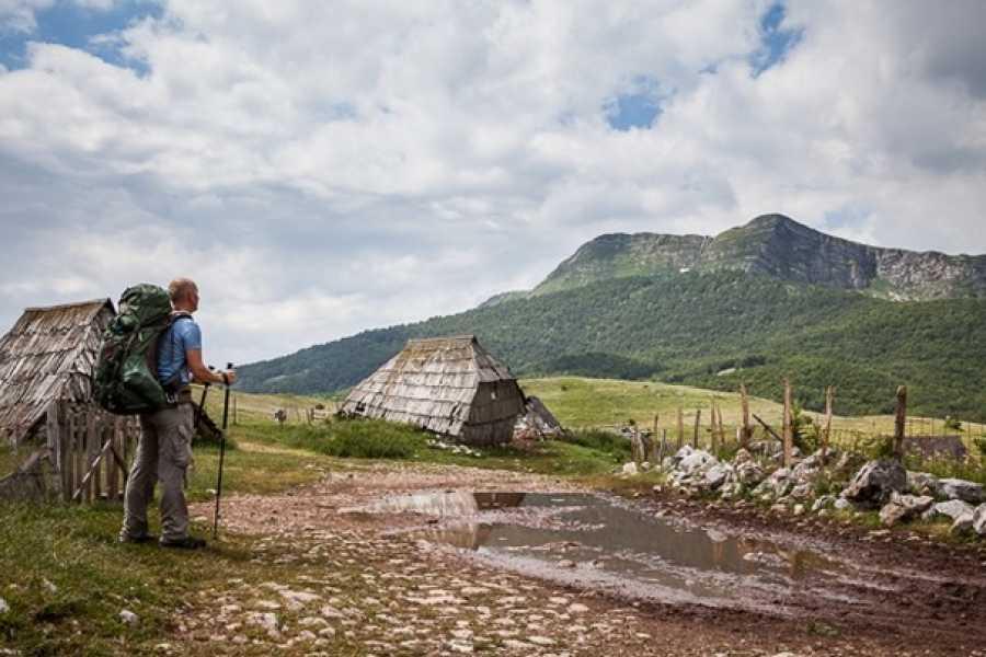 Green Visions Lukomir Circular Hike