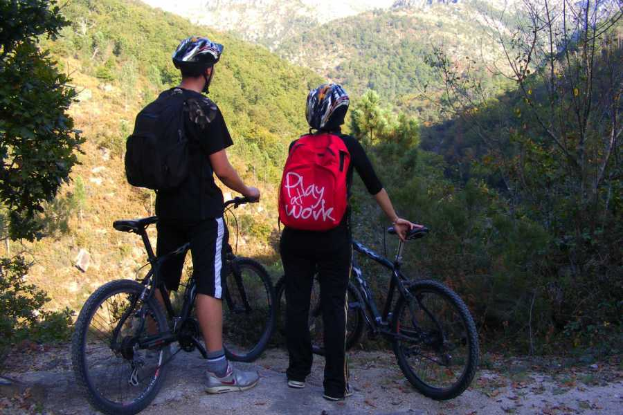Gerês Equidesafios Mountain Bike Rental