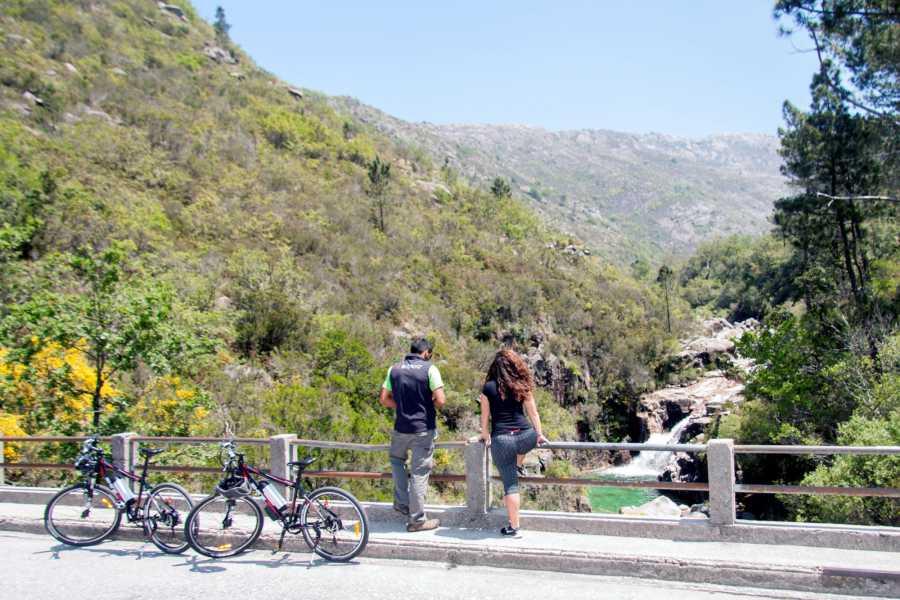 Gerês Equidesafios Passeio de E-bike no Gerês