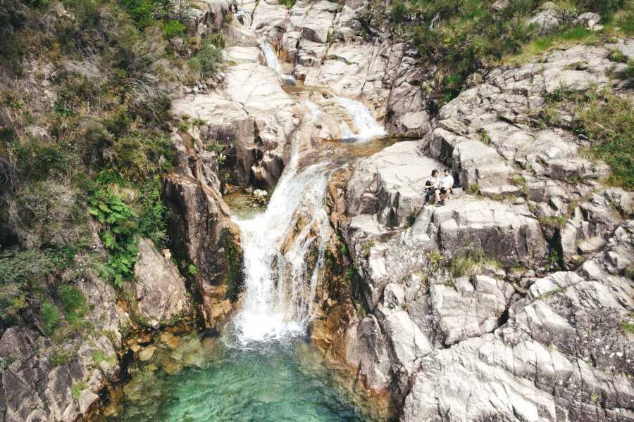 Gerês Equidesafios Tour: Cascatas 4h