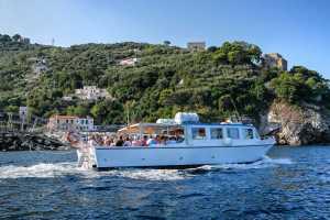 Amalfi Coast Minicruise