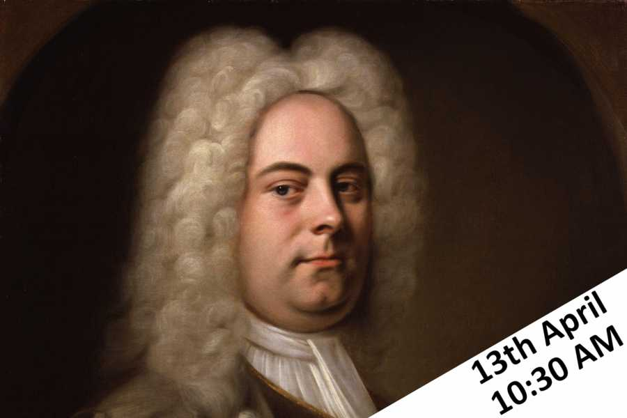Pat Liddy's Walking Tours of Dublin Special: Celebrate the Anniversary  of Handel's Messiah