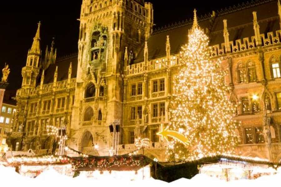 Bus2Alps AG Florence 2 Munich Xmas Markets