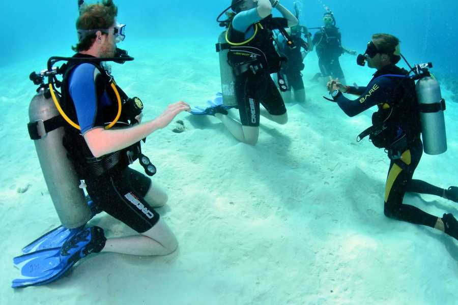 Jan Thiel Diving PADI Instructor Development Course
