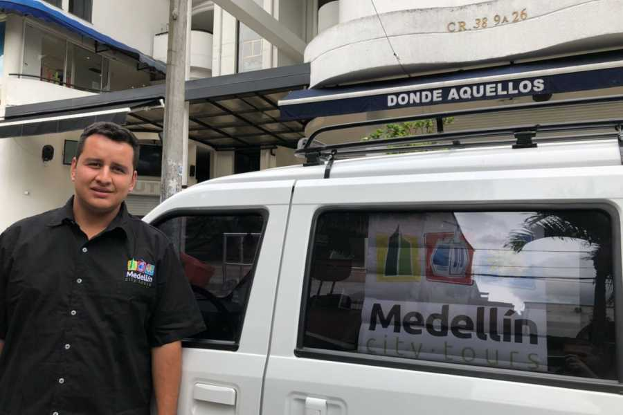 Medellin City Services Medellin City Layover tour from domestic airport Enrique Olaya Herrera