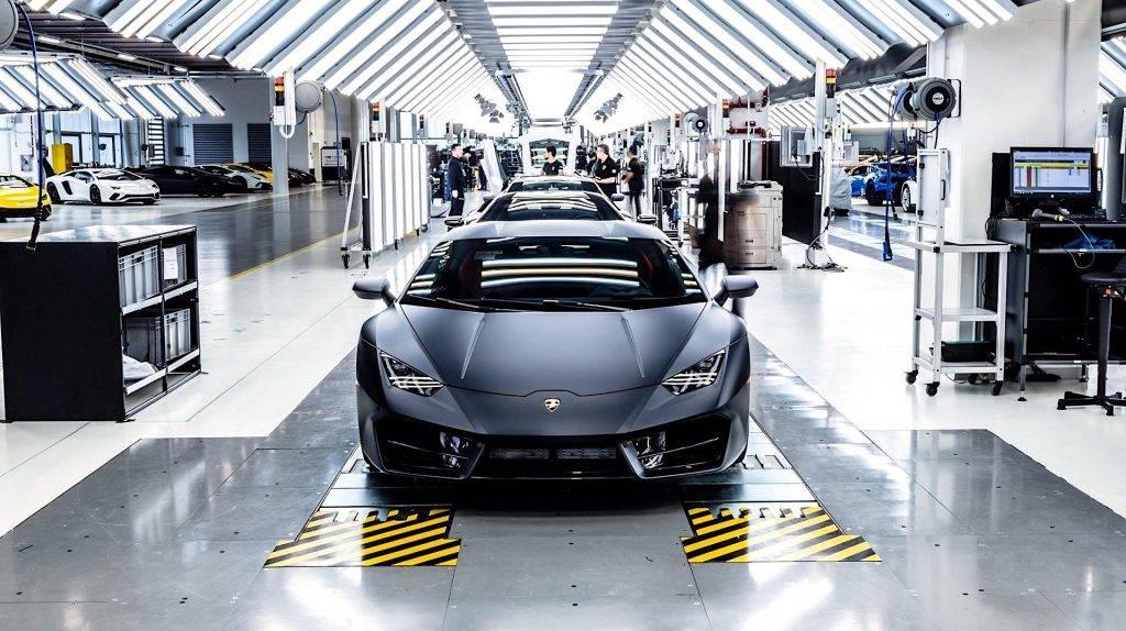 Mfv Lamborghini Factory Tour Modenatur