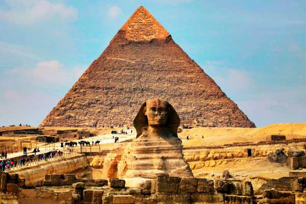 8Days, 7Nights pyramids and Nile Cruise from Cairo.