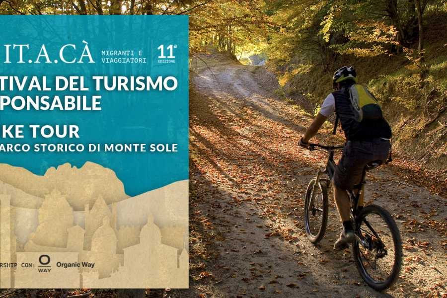 Enjoy Appennino IT.A.CÀ Tour in Mountain Bike elettrica nel Parco di Monte Sole