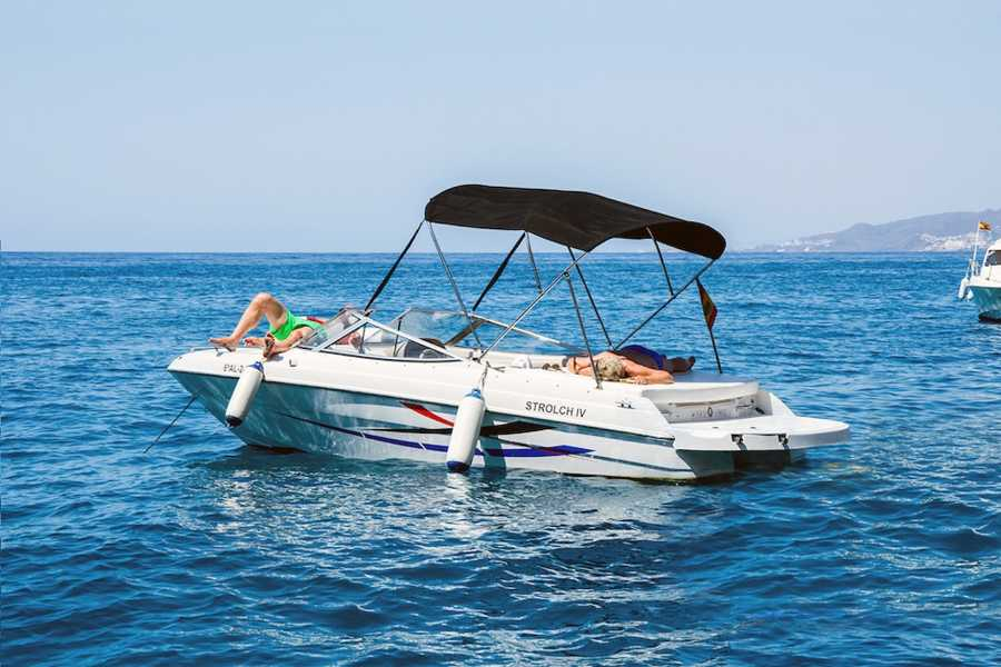 SailandPlay,SLU Rent a day boat - Horizon 192 - Boat Licence Required