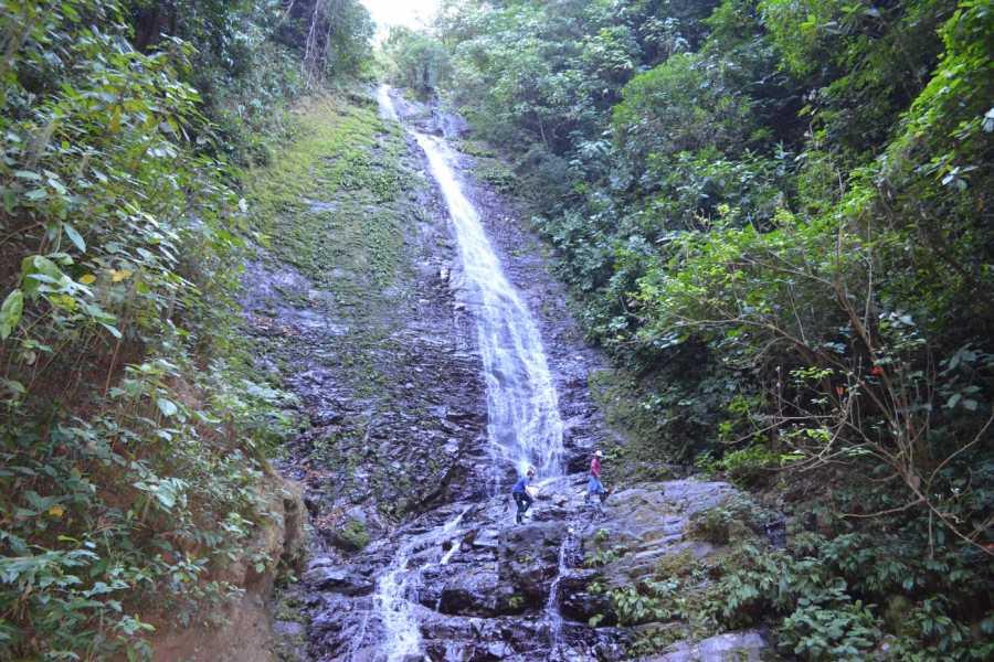 Uvita Information Center Santa lucia falls