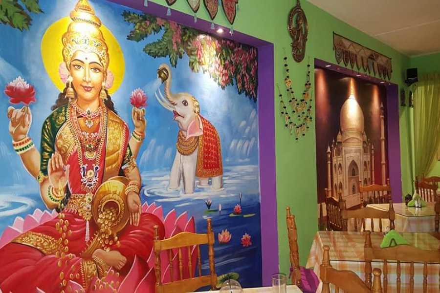 Destination Platanias Krisna - Indian Food